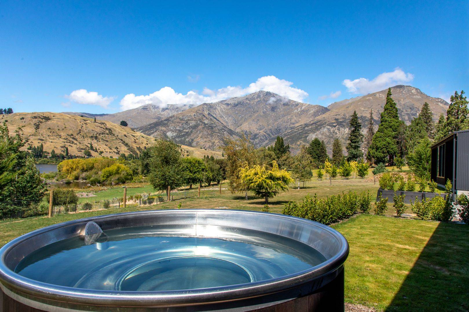 Hope cottage hot tub
